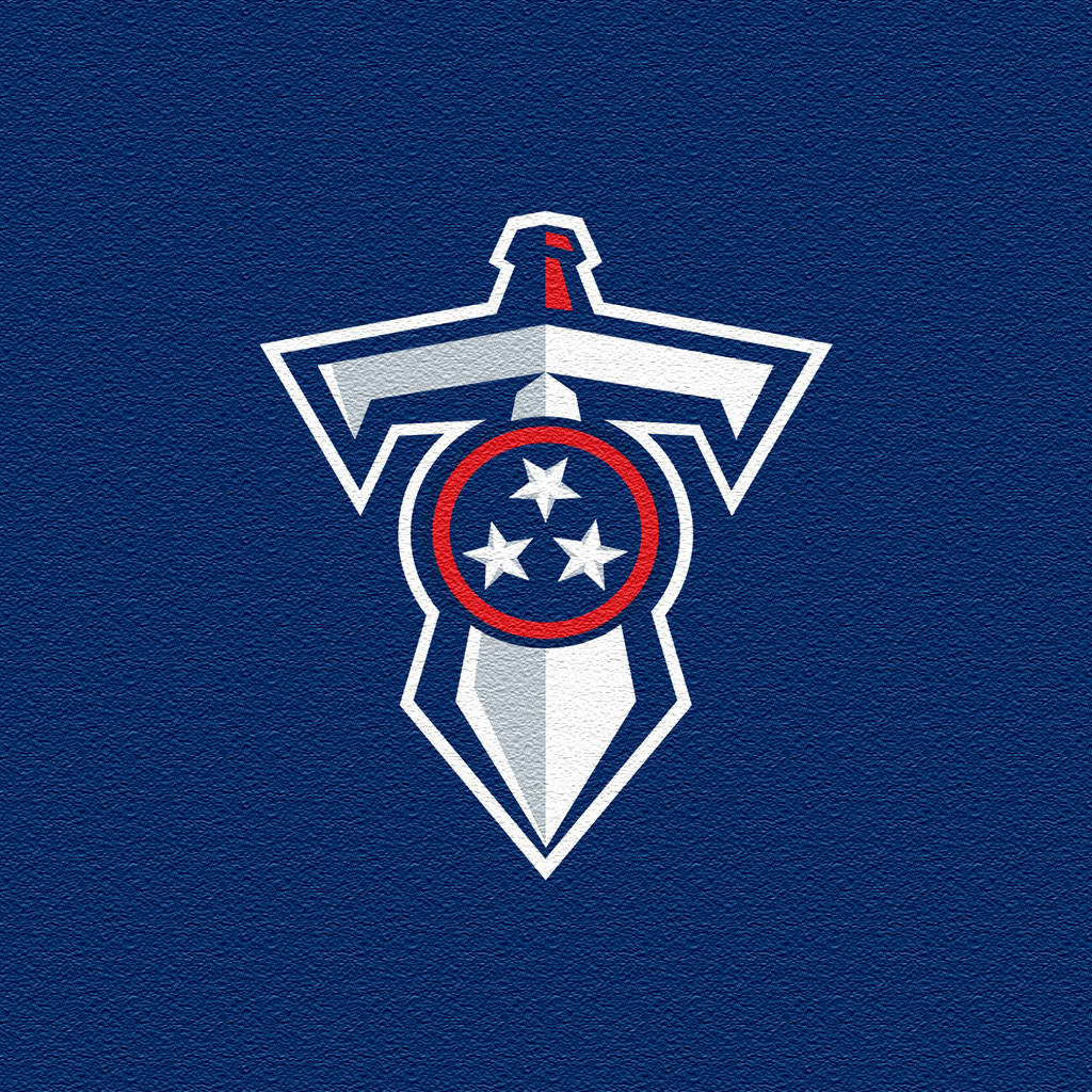 Unique Iphone Wallpapers: IPad Wallpapers With The Tennessee Titans Team Logos
