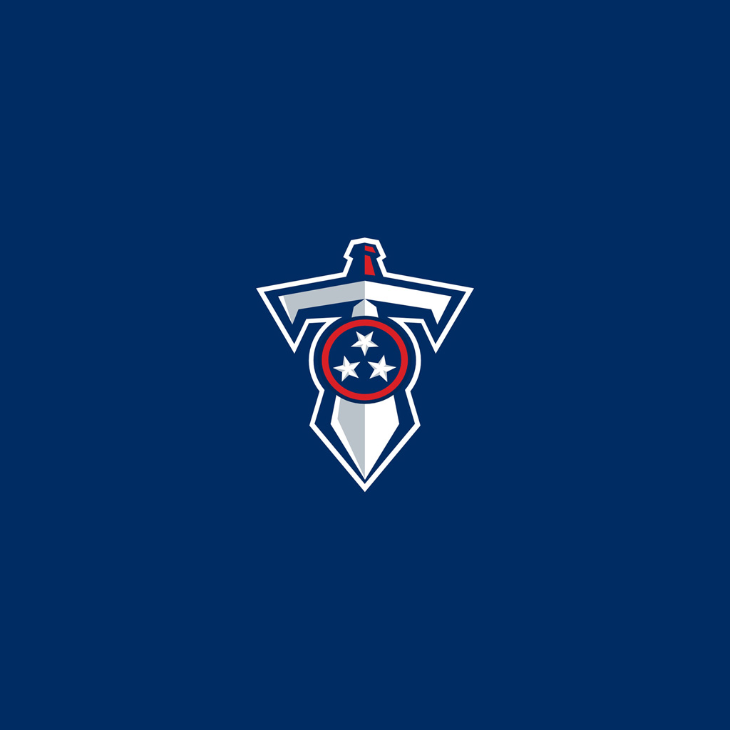 ipad wallpapers with the tennessee titans team logos