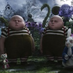 Tweedledee / Tweedledum / Dormouse / White Rabbit