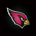 Arizona Cardinals (embossed)