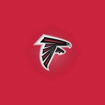 Atlanta Falcons (button)
