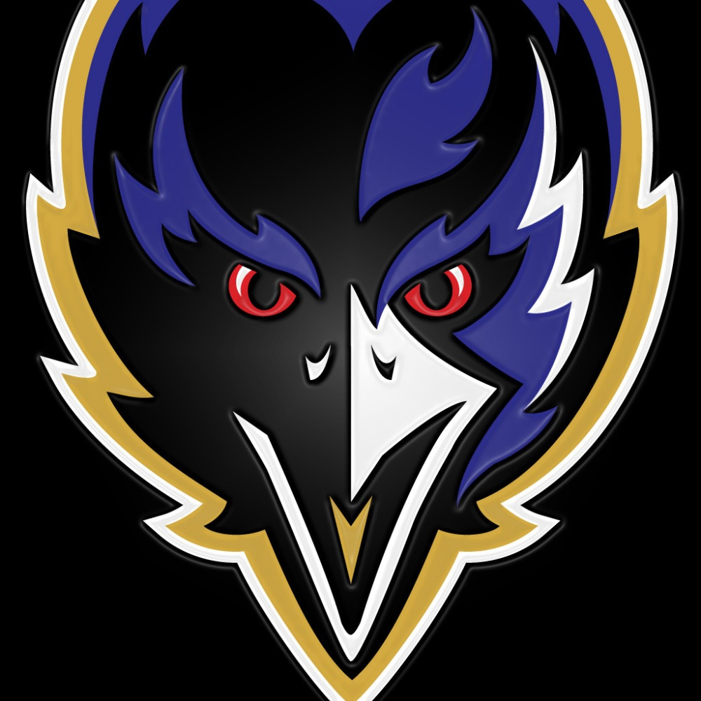 iPad Wallpapers with the Baltimore Ravens Team Logo (2/6)