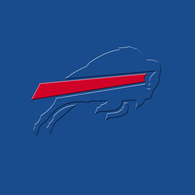 Buffalo Bills (embossed)