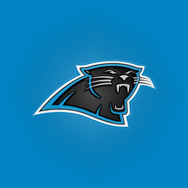 Carolina Panthers (embossed)