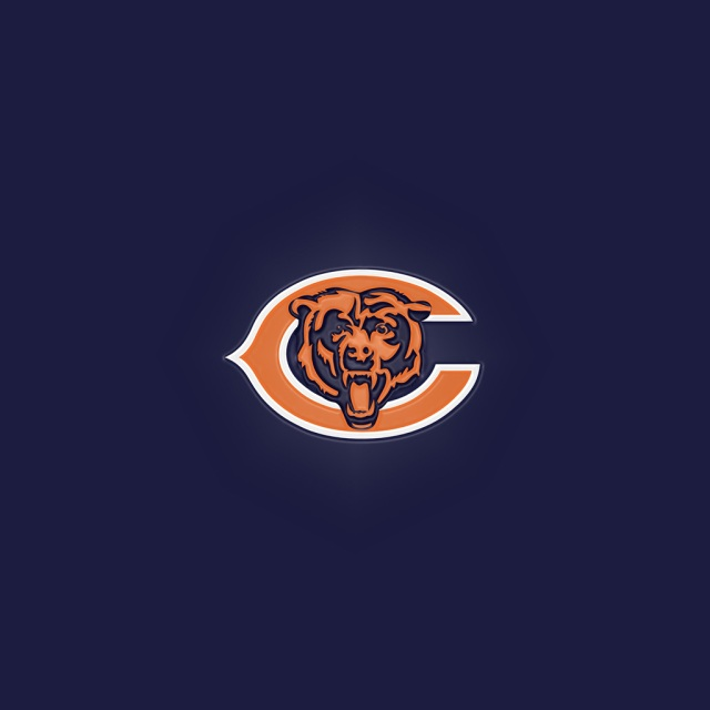 Chicago Bears Wallpapers: Chicago Bears Ipad 1024button