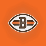 Cleveland Browns (embossed)