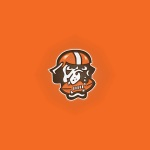 Cleveland Browns (button)