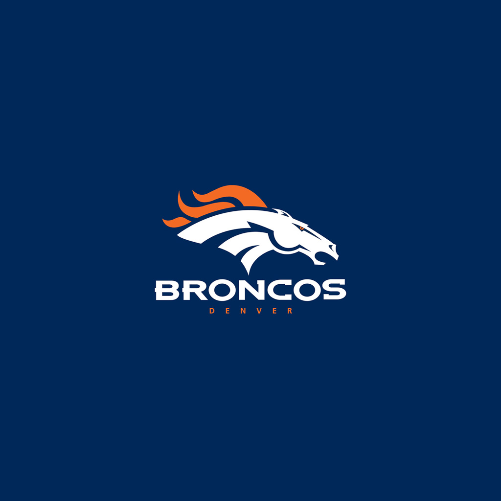 IPad Wallpapers With The Denver Broncos Team Logos