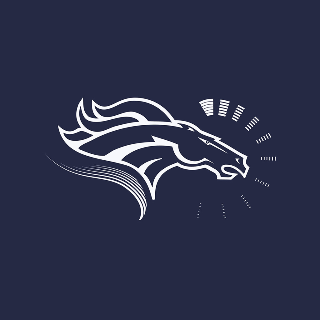 iPad Wallpapers with the Denver Broncos Team Logos Digital Citizen