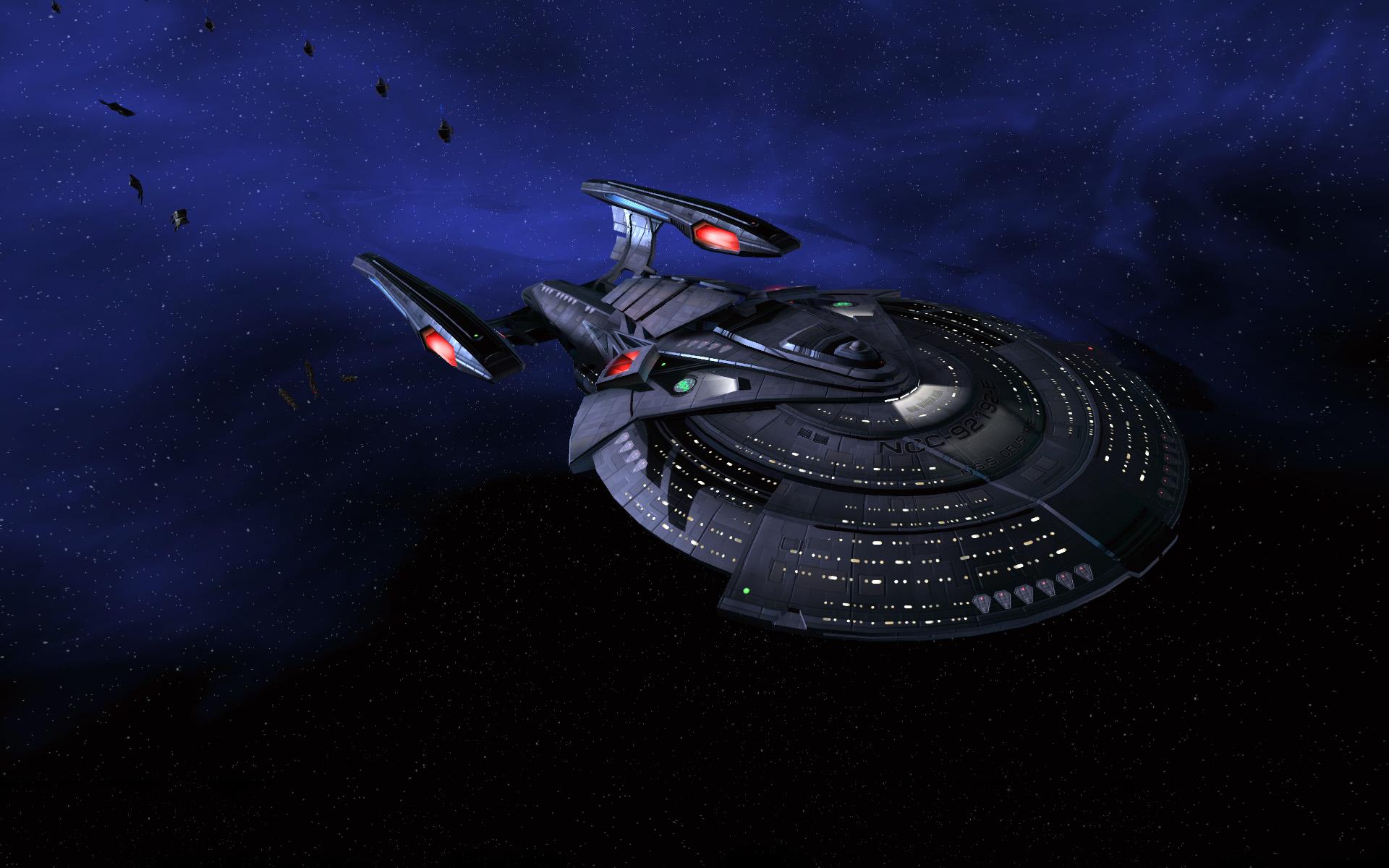 Star Trek Screensavers For Windows 10: Enterprise Wallpaper
