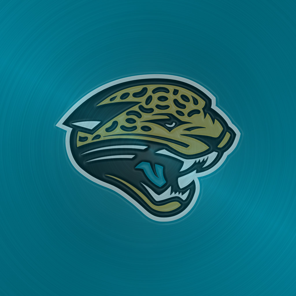 ipad wallpapers with the jacksonville jaguars team logos