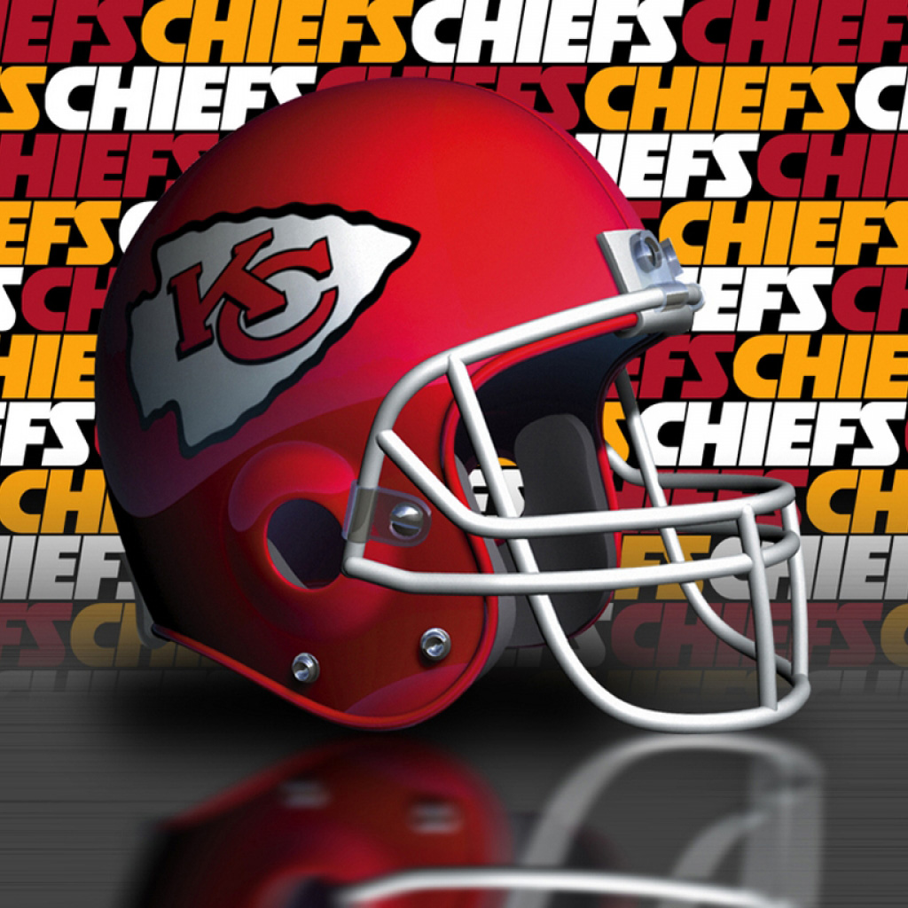 Ipad Wallpapers With The Kansas City Chiefs Team Logos Digital Citizen