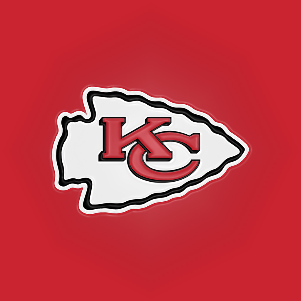 Ipad Wallpapers With The Kansas City Chiefs Team Logos