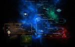 Star Trek quadrant map