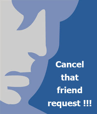 How to Cancel or Retract Friend Requests on Facebook... and Why? (1/2)