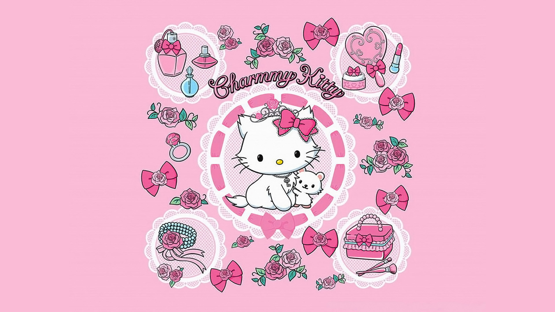 hello kitty and sanrio widescreen wallpapers 19202151080