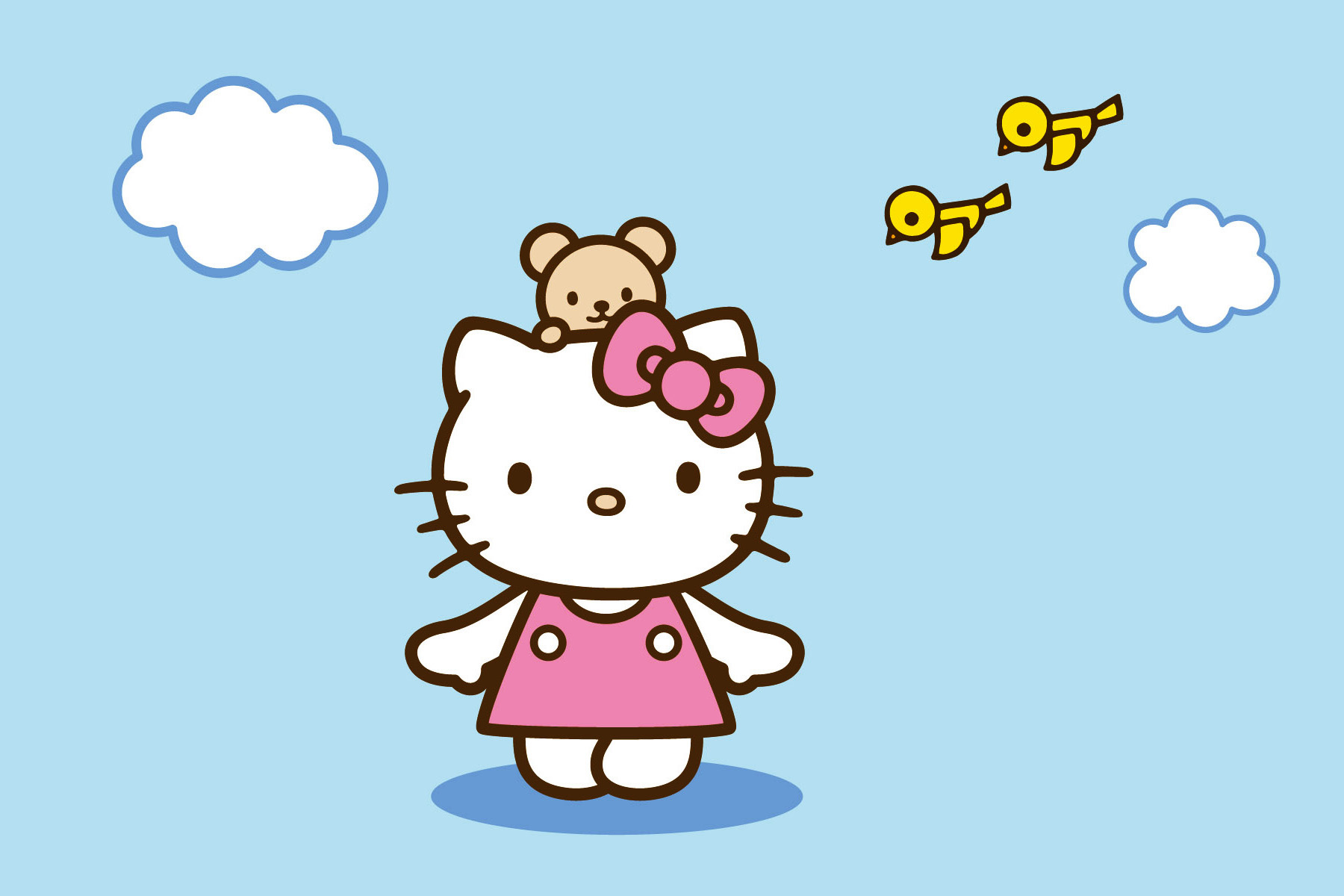 Amazing Wallpaper Hello Kitty Blackberry - hello-kitty-birds-6x44  You Should Have_74576.jpg