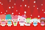 Sanrio characters group