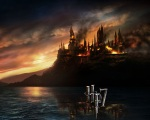 castle harry potter 7 hp7 1280x1024