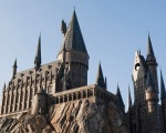 castle wizarding world of harry potter 1280x1024