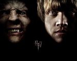 double fenrir greyback ron weasley hp7 1280x1024