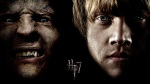 double fenrir greyback ron weasley hp7 2560x1440
