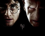 double harry potter voldemort hp7 1280x1024