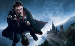 Harry Potter HP7 flying broom