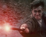 harry potter hp7 wand fire 1280x1024