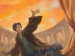 harry potter painting 1024x768