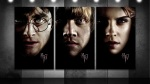 harry potter ron weasley hermione granger hp7 portraits 2560x1440