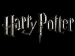 Harry Potter Logo Gold