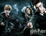 Ron weasley Hermione granger Harry potter hp5 1280x1024