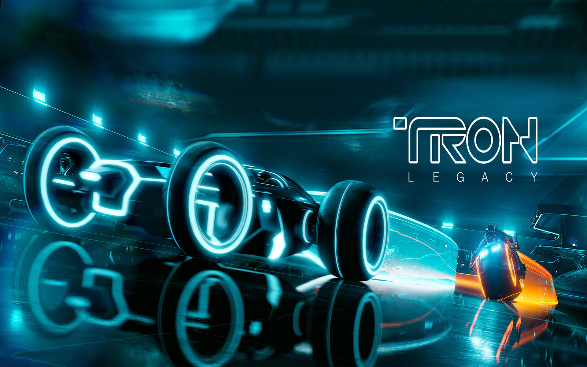 Over 160 TRON Legacy,