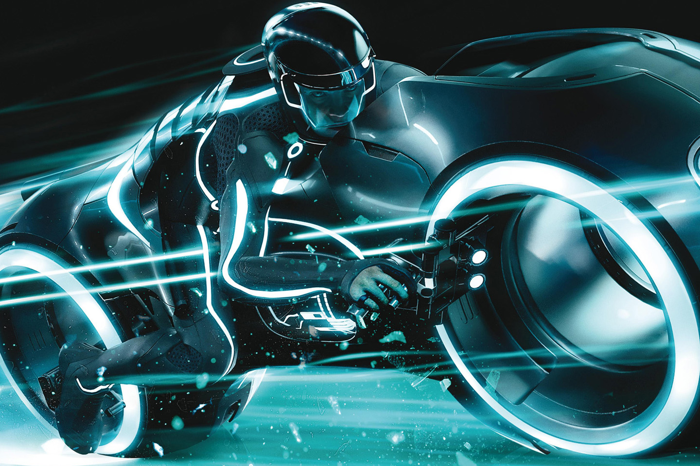 Light Cycle Rider Poster2 1440 960 Digital Citizen