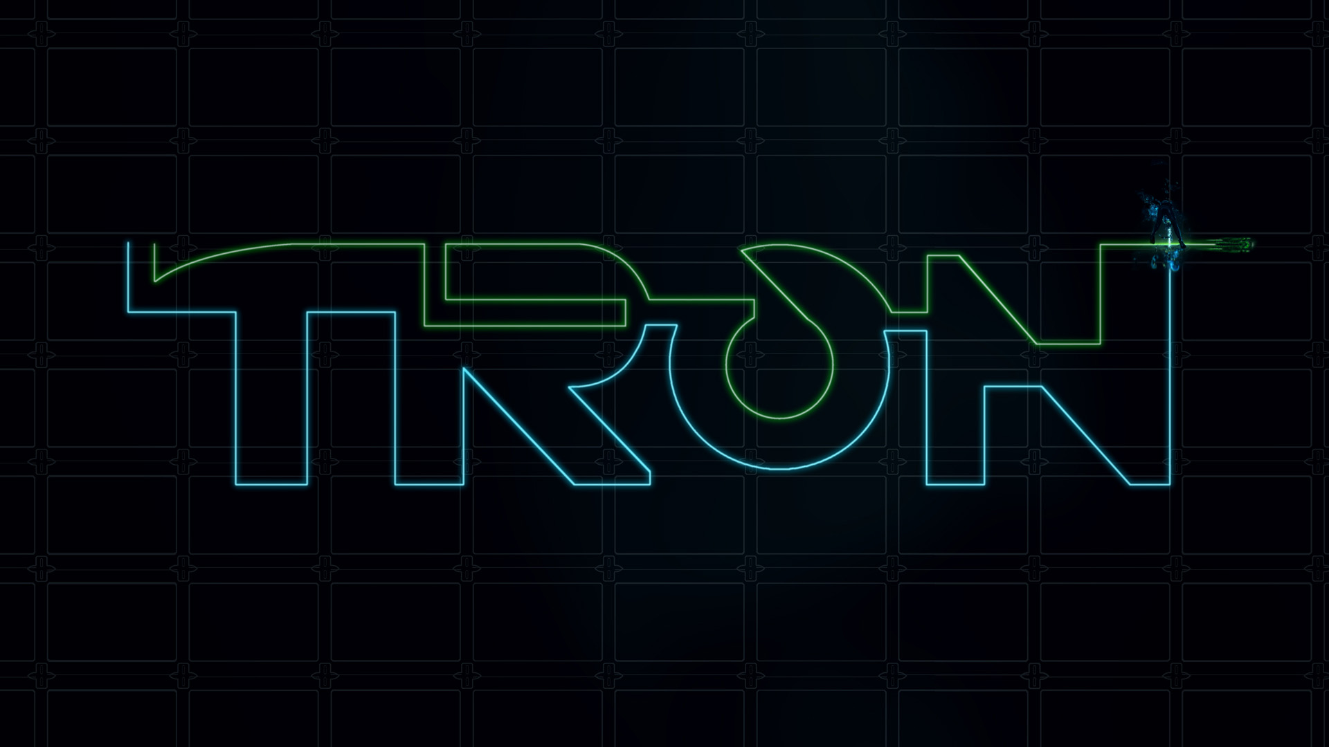 tron the grid wallpaper - photo #34