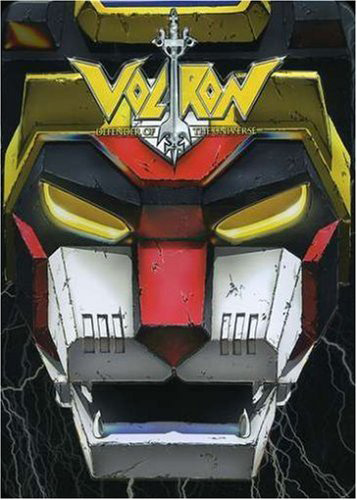 Voltron Black Lion Digital Citizen