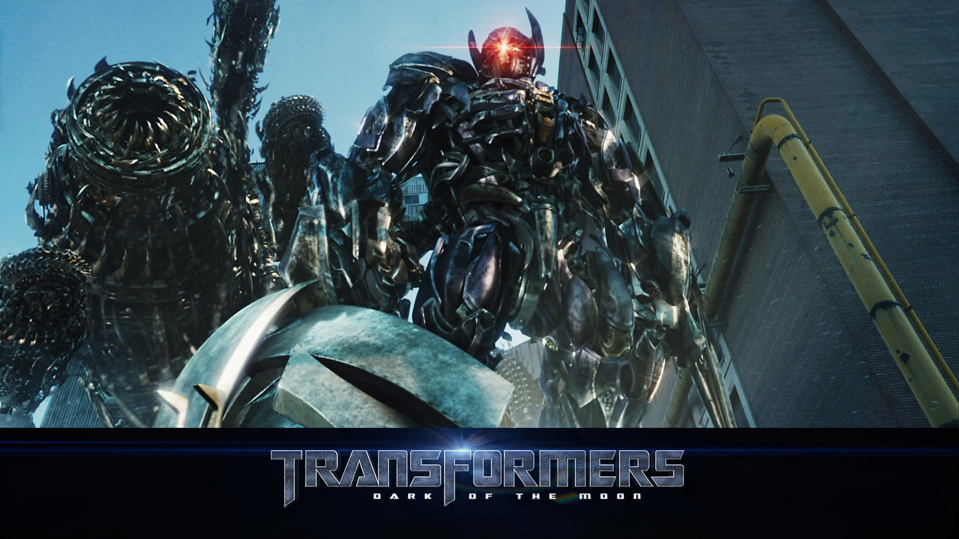 Iphone Shockwave Wallpapers: Transformers 3 Dark Of The Moon Wallpapers (1920 X 1080