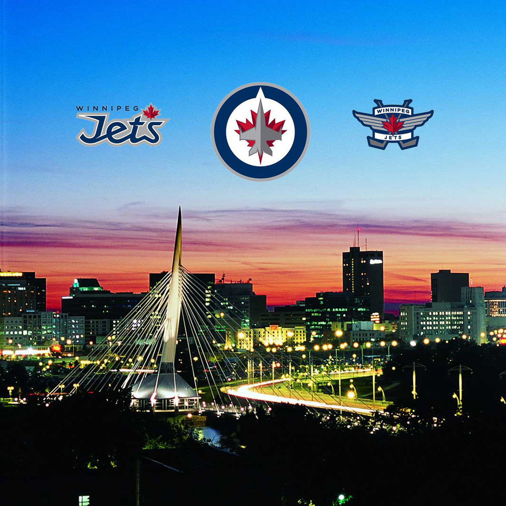 Quote Unquote Lynette Fromme: New Winnipeg Jets Logo Images