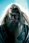 Albus Dumbledore Blue hp6 iphone4 960x640