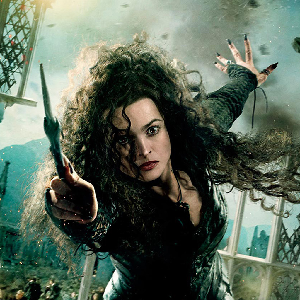 Scenes From Harry Potter And The Deathly Hallows Part II The