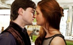 Harry Potter Ginny Weasley Kiss 1920x1200 hp7