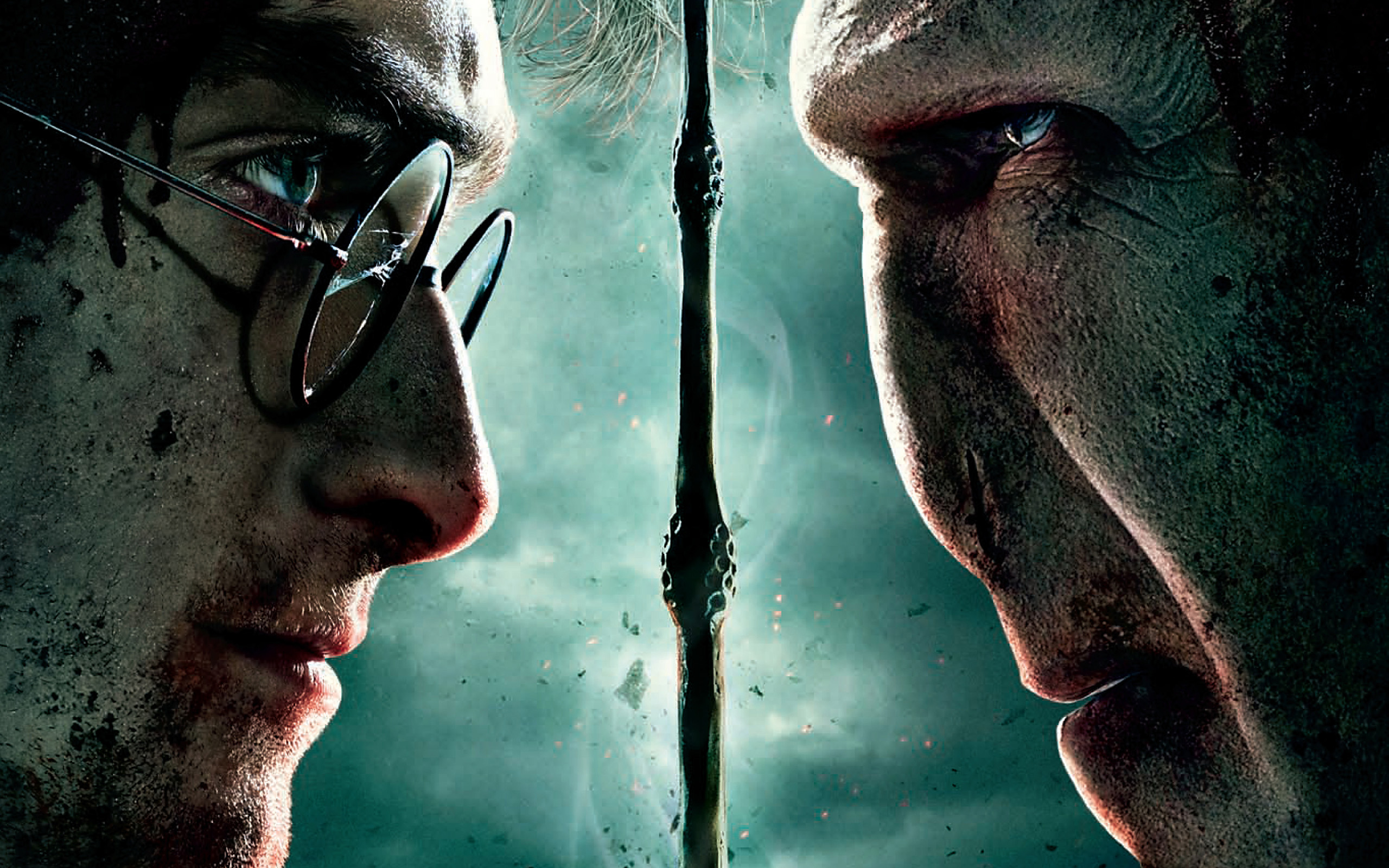 harry potter lord voldemort it all ends 2560×1600 hp7 – digital citizen