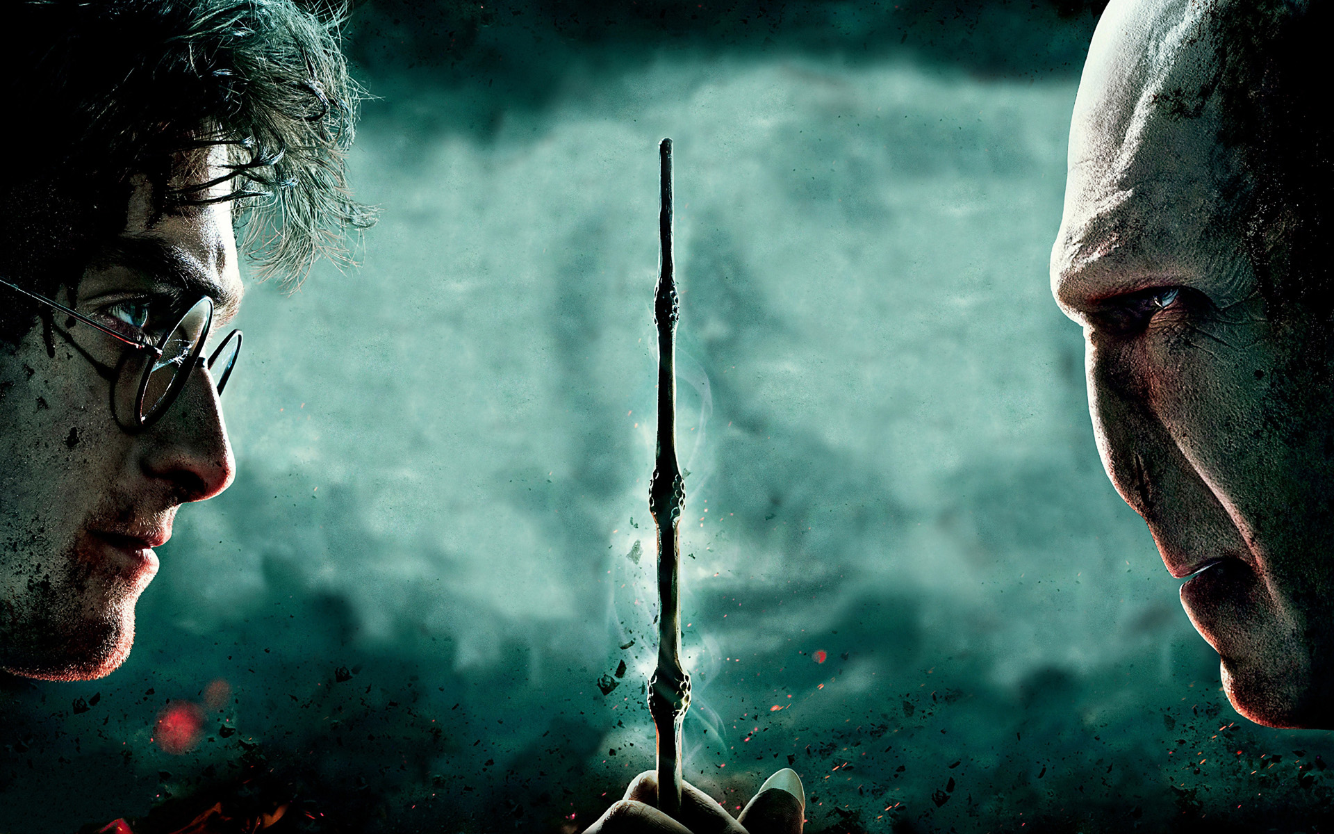 Harry Potter and the Deathly Hallows Part  SFGate