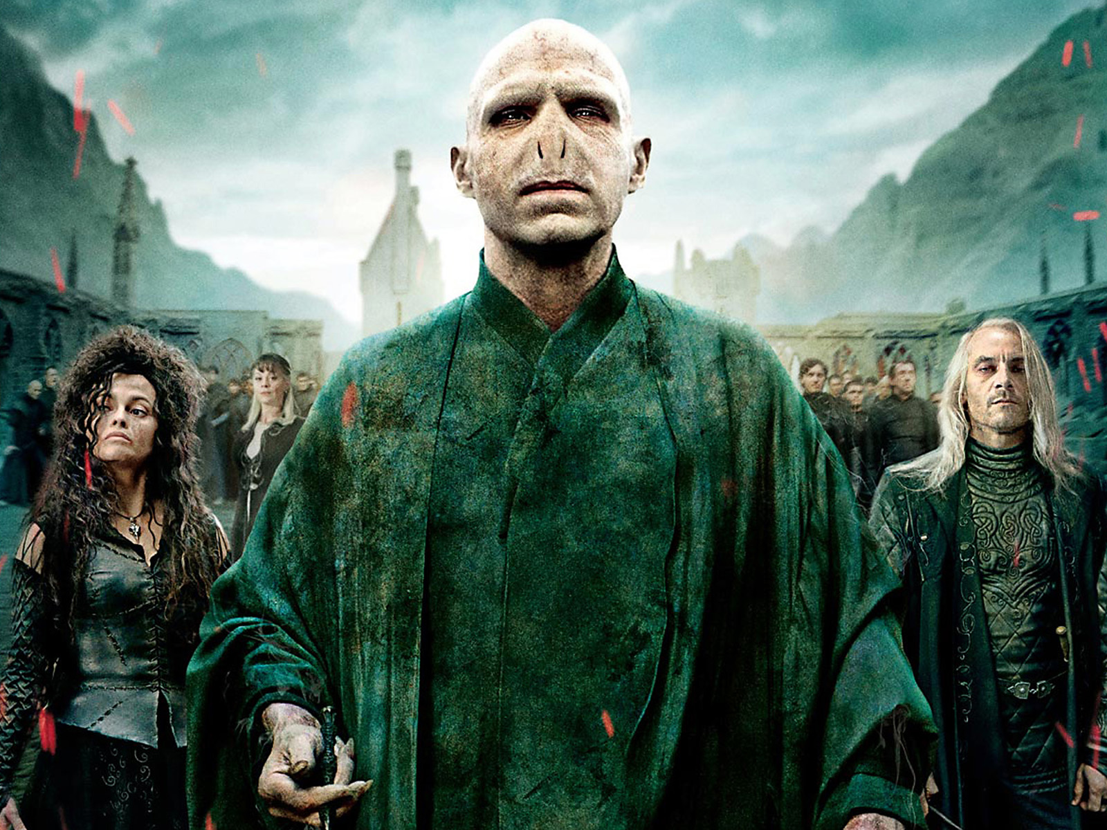 Harry Potter 7 The Deathly Hallows Part 2 Widescreen