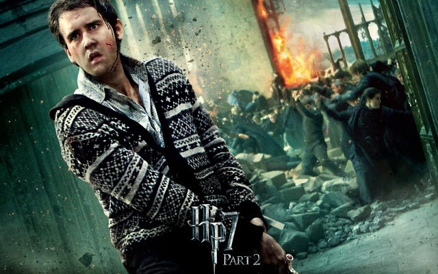 Neville Longbottom Sword Wide 1920x1200 hp7