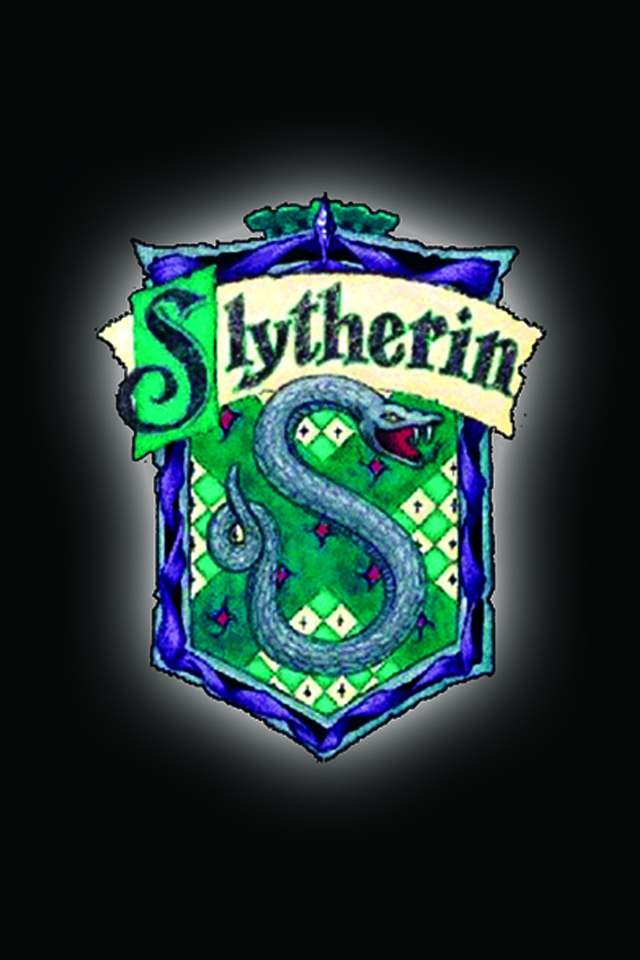 Slytherin Logo Digital Citizen
