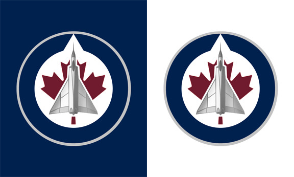 How Do You Feel About The Winnipeg Jets New Logo And The Cf 18 In It Vote Digital Citizen