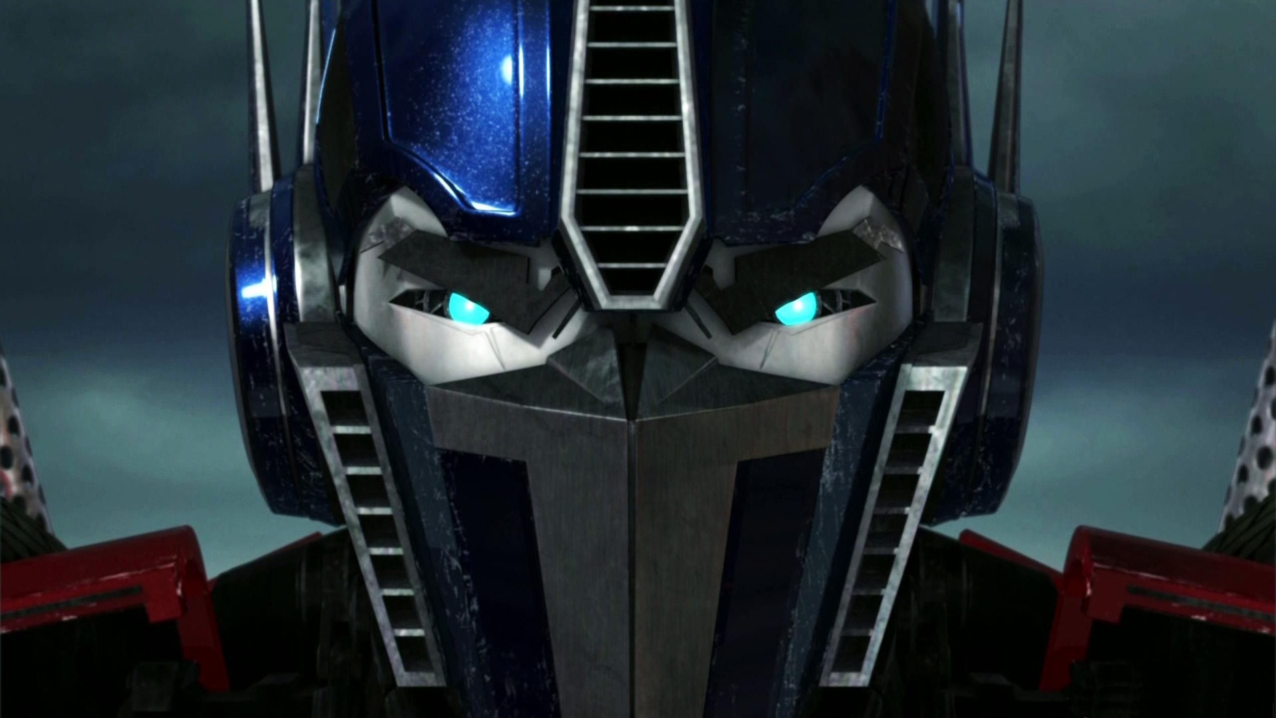 Optimus Prime game Fac...