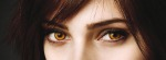 Alice Cullen1 Eyes Facebook Timeline Cover
